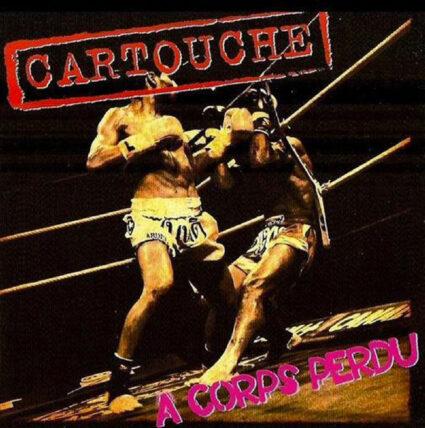 Cartouche Album#2 - A corps perdu