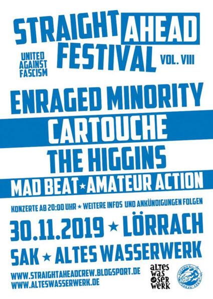 Straight ahead festival